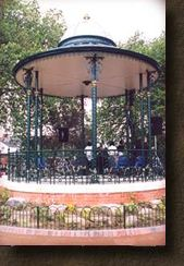 Bandstand, Grange Gardens, Cardiff City Council
